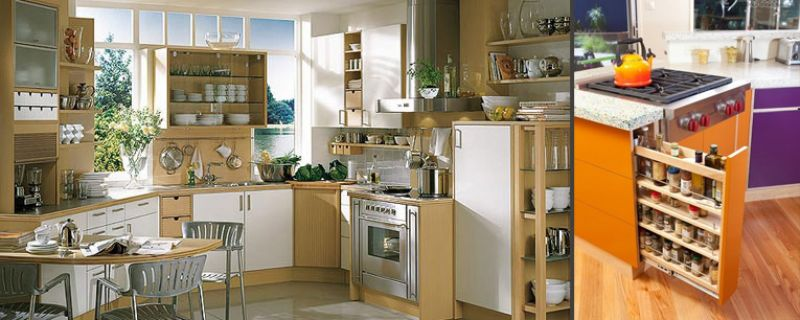 Amazing Ideas to Create More Storage Space in Any Kitchen